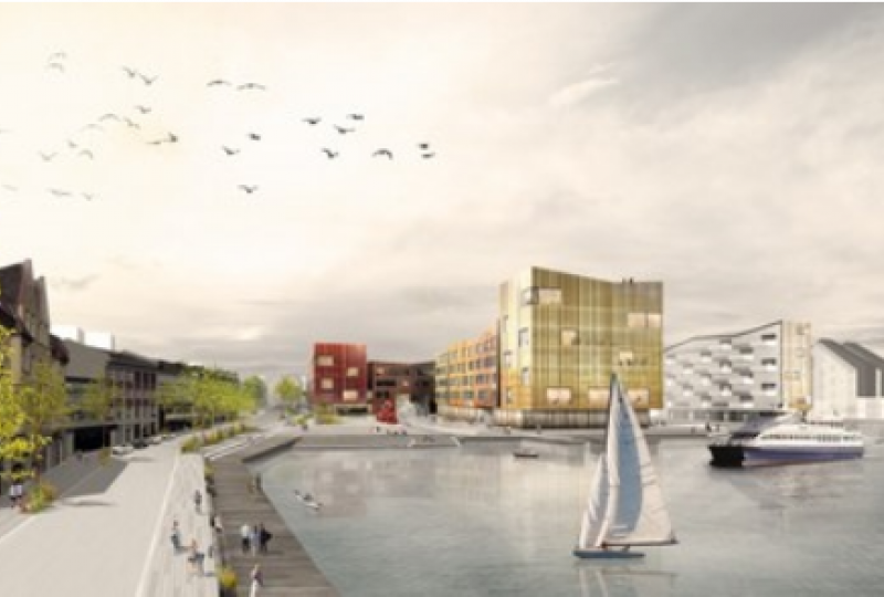 Illustrasjonsbilde Campus Kristiansund