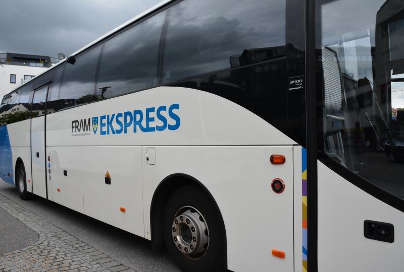 Bilde av Fram Ekspressbuss
